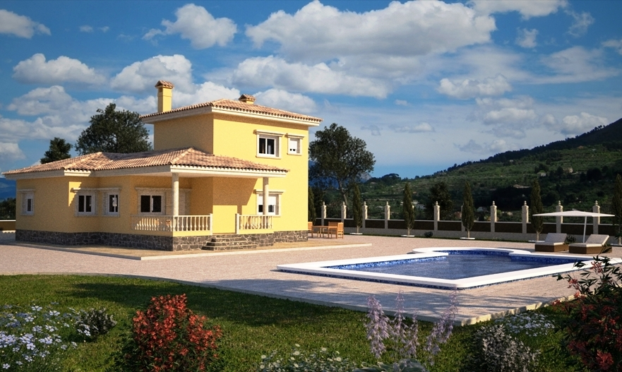 Ref:VILLA-PI.A7 Villa For Sale in Pinoso