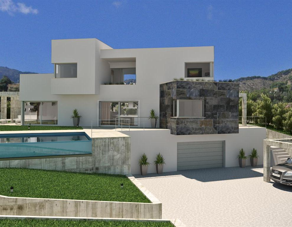 Ref:VILLA-BENI.A1 Villa For Sale in Benidorm