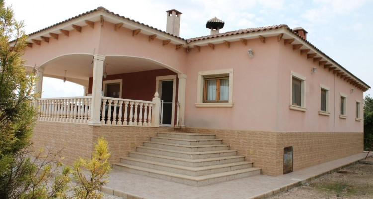 Ref:B_0015_18 Villa For Sale in Pinoso