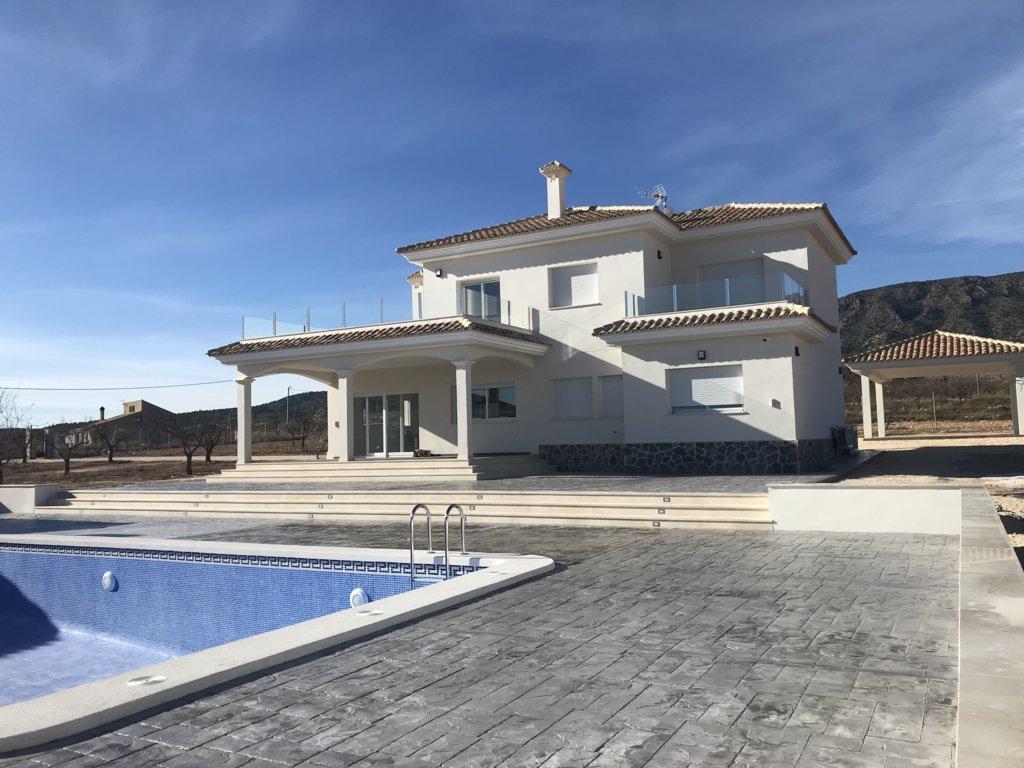 Ref:VILLA-PI.A28 Villa For Sale in Pinoso