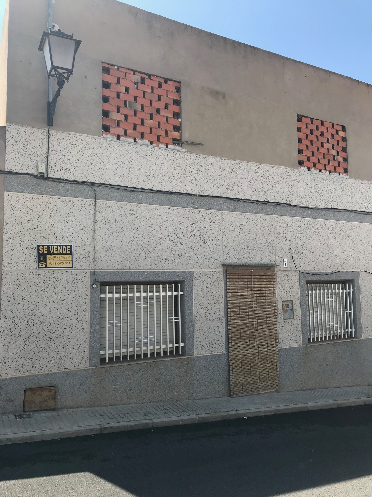 Ref:B_0020_18 Townhouse For Sale in Pinoso