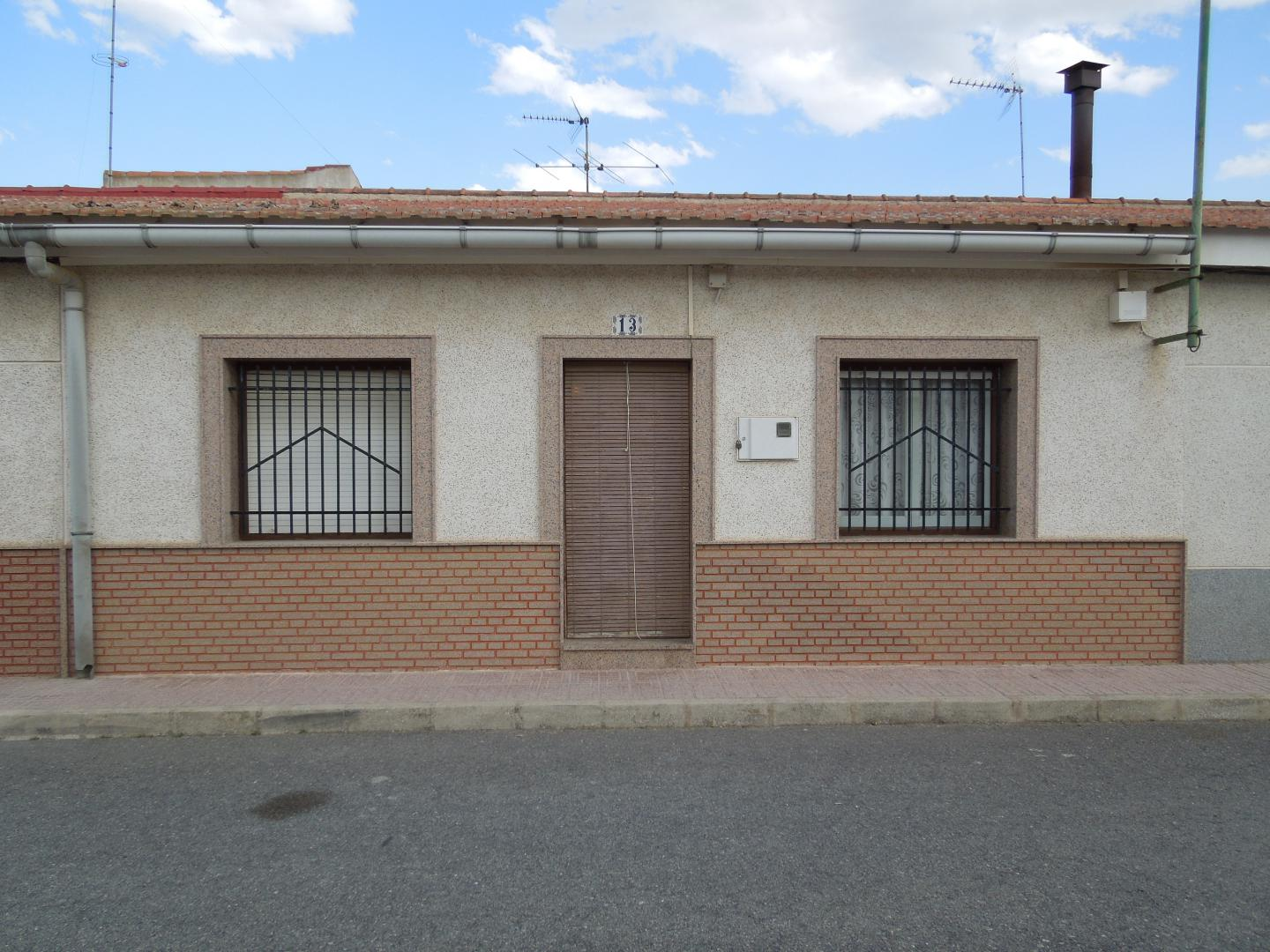 Ref:B_002_19 Townhouse For Sale in Pinoso
