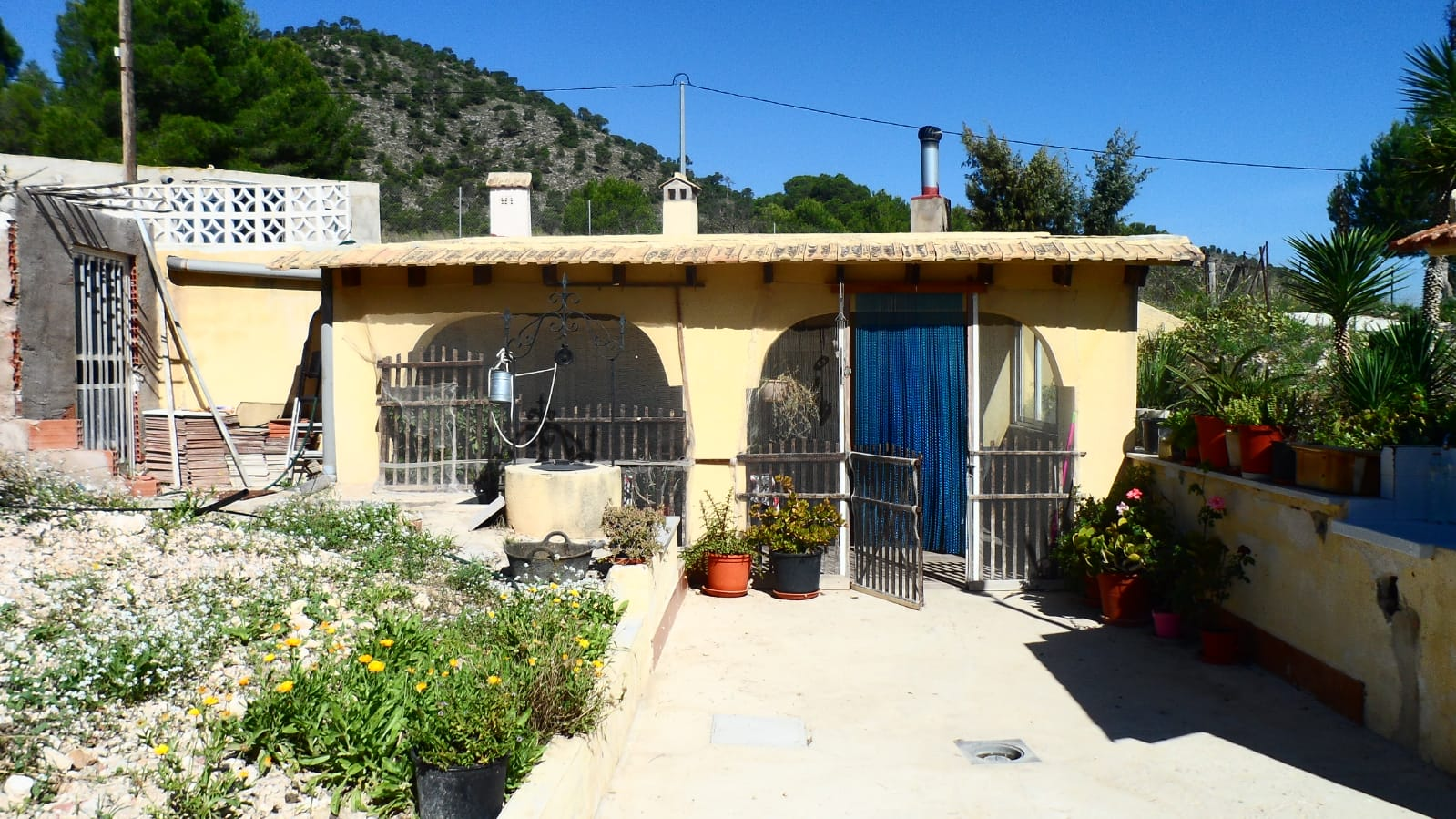 Ref:B_0059_19 Cave House For Sale in Monovar