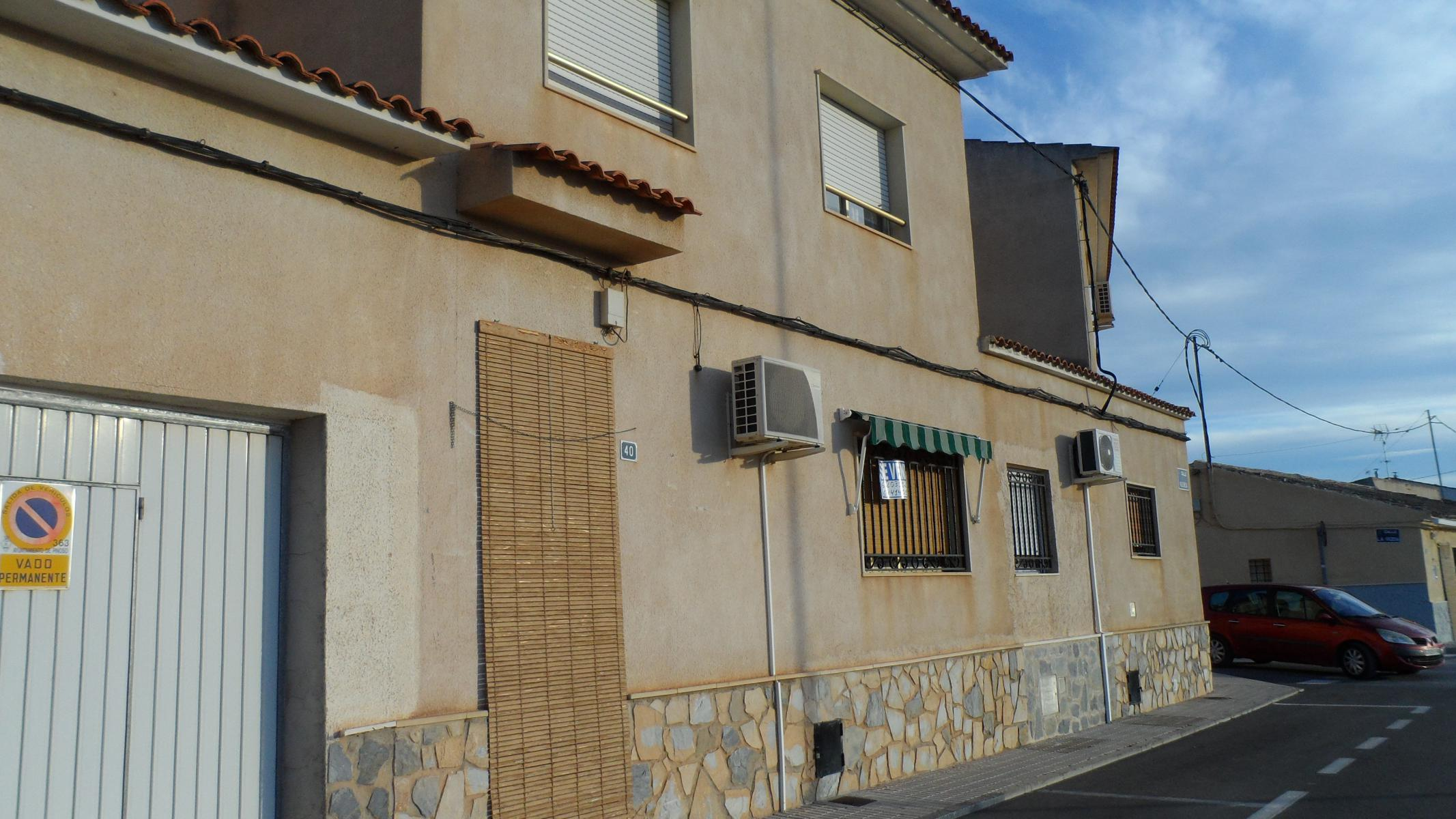 Ref:B_0064_19 Townhouse For Sale in Pinoso